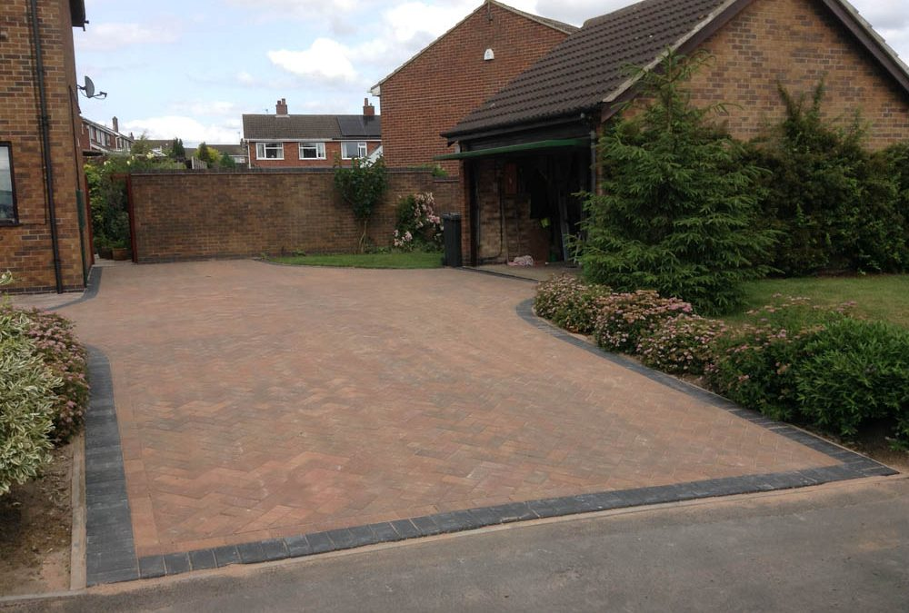 Block Paving Driveway in Ibstock, Leicestershire by Prestige Drives & Roofing
