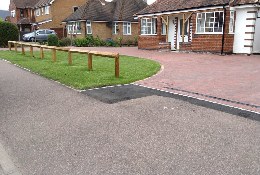 New Block Paving Driveway in Loughborough
